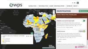 Article - Anticiper les risques de conflits à partir de données environnementales