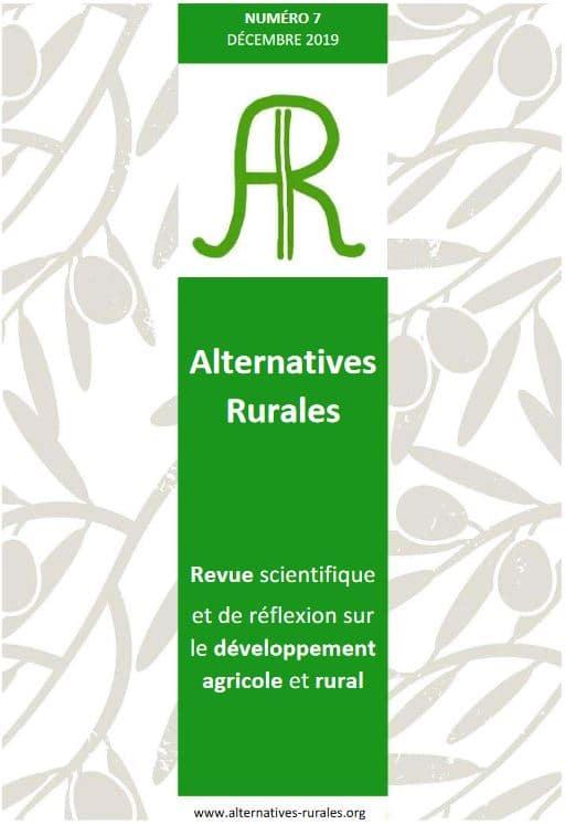 Revue : Alternatives Rurales n°7