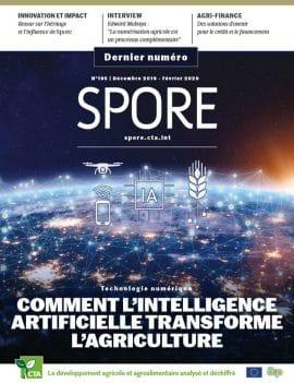 Spore [dernier numéro] : Technologie numérique - Comment l'intelligence artificielle transforme l'agriculture