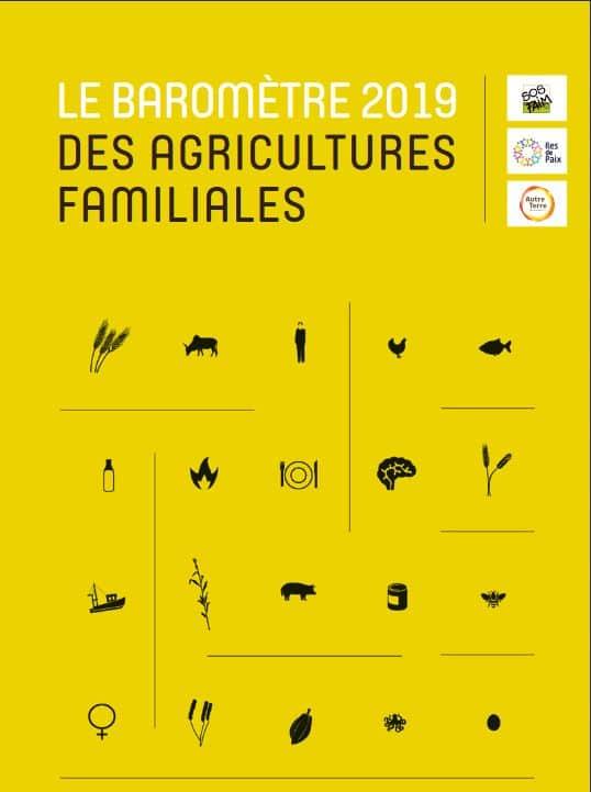 Baromètre des agricultures familiales : édition 2019