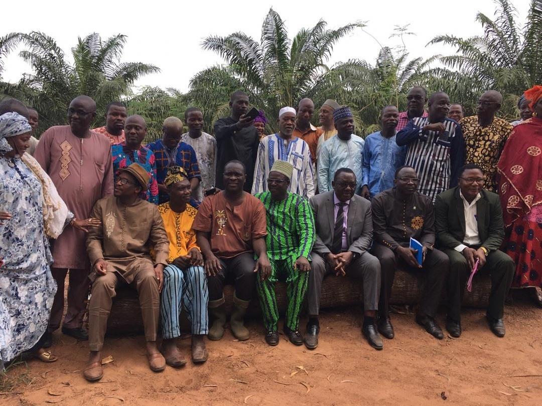 ROPPA : La riziculture au cœur d'une conférence du Ministre béninois de l'Agriculture