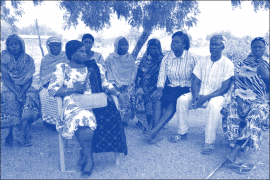 Rapport - A stronger voice for women in local land governance : effective approaches in Tanzania