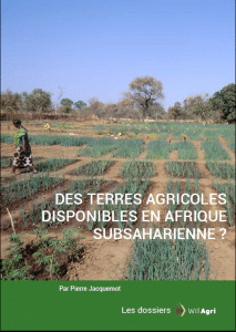 Article - Des terres agricoles disponibles en Afrique sub-saharienne?