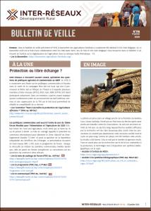 Bulletin de veille n°374