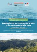 Etudes de cas : L'approche par les communs de la terre et des ressources qu'elle porte