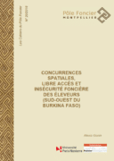 Article scientifique : Concurrences spatiales