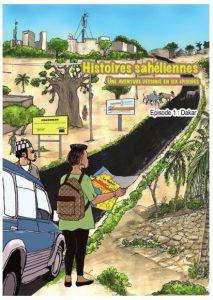 BD : Histoires sahéliennes - Episode 1 Dakar