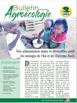 Le SAILD publie son 3ème numéro du Bulletin Agroécologie