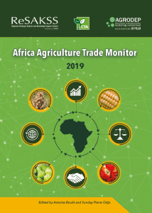 Ouvrage - Africa agriculture trade monitor 2019