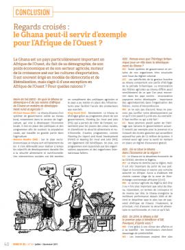 Regards croisés : le Ghana peut-il servir d'exemple pour l'Afrique de l'Ouest ?