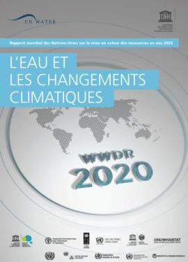 Rapport mondial des Nations Unies sur la mise en valeur des ressources en eau 2020