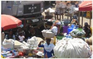 Article : COVID-19 et commerce informel des denrées alimentaires dans les centres urbains en Afrique