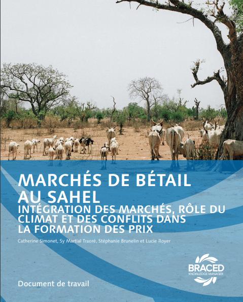 Rapport: Marchés de bétail au Sahel-Intégration des marchés, rôle du climat et des conflits dans la formation des prix