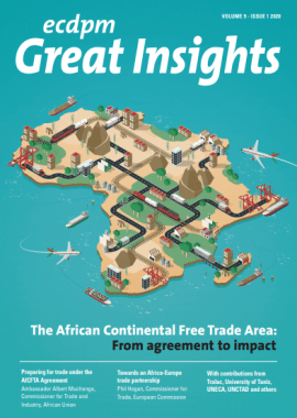 Analayse - The African Continental Free Trade Area: From agreement to impact