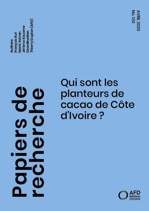 Etude: Qui sont les planteurs de cacao en Côte d'Ivoire?