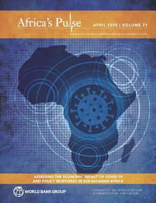 Rapport : Covid-19 (coronavirus) et récession en Afrique subsaharienne