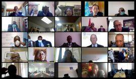 Communiqué: COVID-19 - La FAO et l'Union Africaine s'engagent à protéger la sécurité alimentaire face à la crise