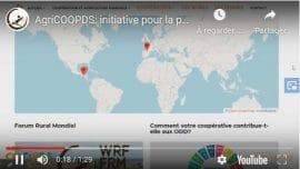 AgriCOOPDS - Une initiative pour la promotion du coopérativisme agricole face au défi des ODD