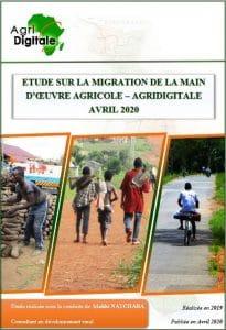Etude -  La migration de la main d'oeuvre agricole