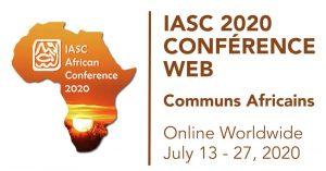 Conférence Web - Les biens communs africains
