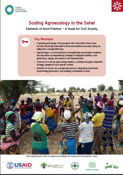 Guide for civil society - Scaling Agroecology in the Sahel