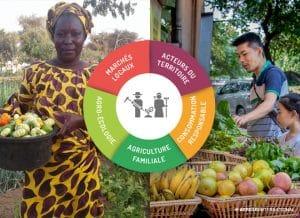 Article - L'agriculture familiale agro-écologique pour des systèmes alimentaires durables – Agrisud témoigne -