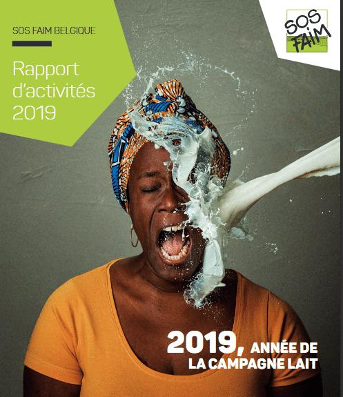 SOS Faim - Rapport annuel 2019