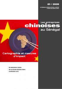 Etude - Les entreprises chinoises au Sénégal - Cartographie et mesures d'impact