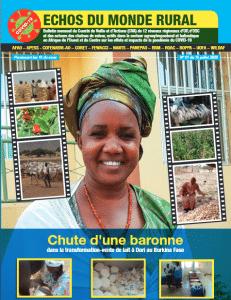 Bulletin - Echos du monde rural