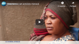 Vidéo - Mali / terres : un activiste menacé
