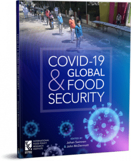 Ouvrage - Covid-19 & global food security