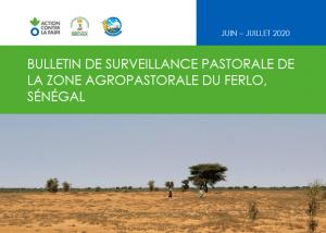 Bulletin de surveillance pastorale - Ferlo