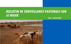 Bulletin de surveillance pastorale - Niger