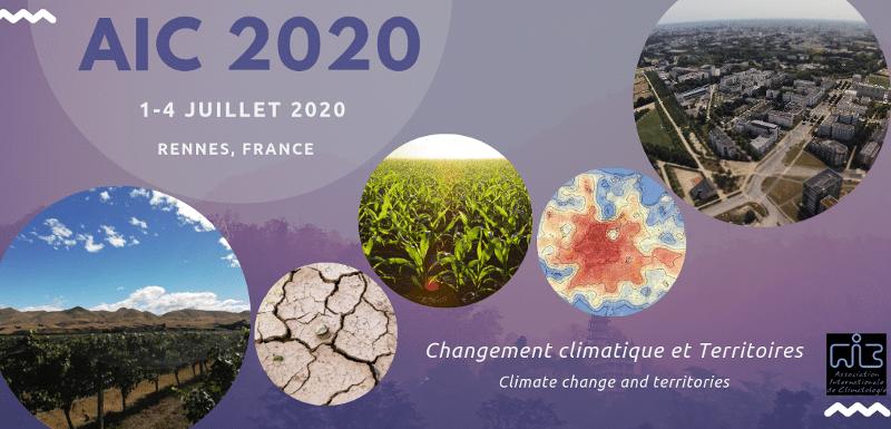 Actes -  33ème colloque annuel de l'Association Internationale de Climatologie