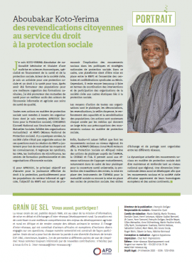 Portrait : Aboubakar Koto-Yerima