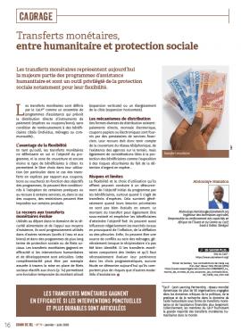 Transferts monétaires