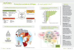 Repères : Protection sociale en Afrique