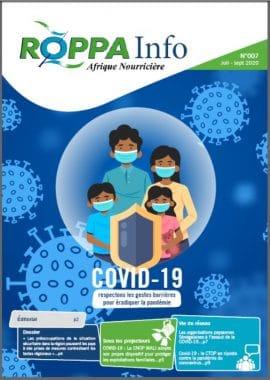 Bulletin - Roppa Info juillet- septembre 2020 : Covid 19