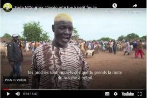 Vidéo - Fada N'Gourma : L'insécurité tue à petit feu le marché à bétail