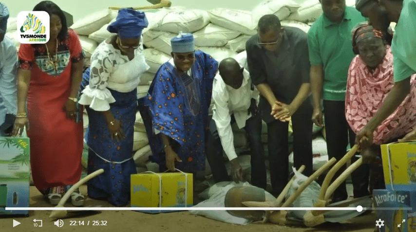 Vidéo - Programme Régional d'Appui aux Filets Nationaux de Sécurité en Afrique de l'Ouest