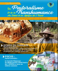 Bulletin - Du Pastoralisme et de la transhumance au Sahel et en Afrique de l'Ouest n°4