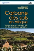 Ouvrage - Carbone des sols en Afrique