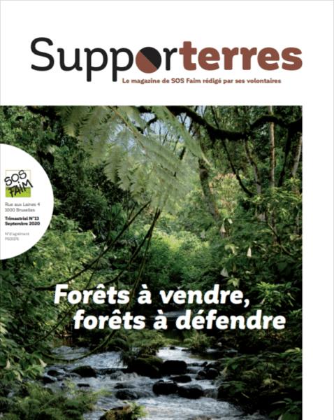 Revue - Suporterres n°13 - Forêts à vendre, forêts à défendre
