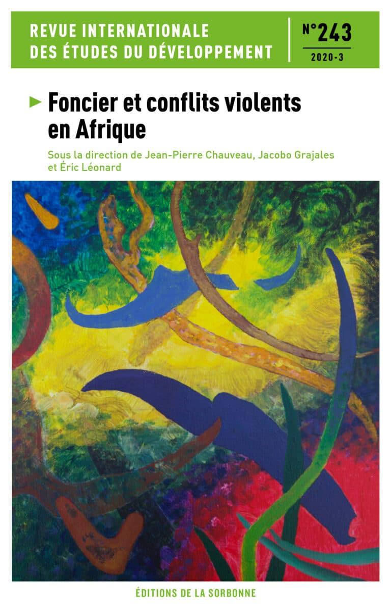 Revue - Foncier et conflits violents en Afrique