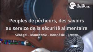 Video :  Peuples de pêcheurs : des savoirs au service de la sécurité alimentaire