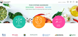 The Food Systems Dashboard