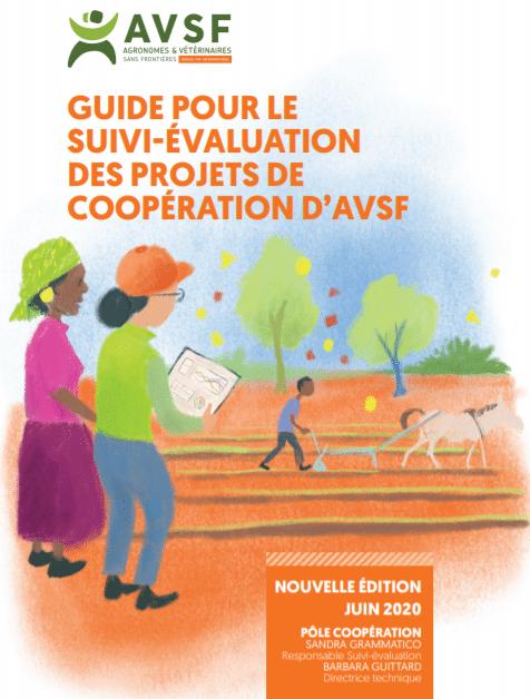 Guide pour le suivi-évaluation des projets de coopération d'AVSF