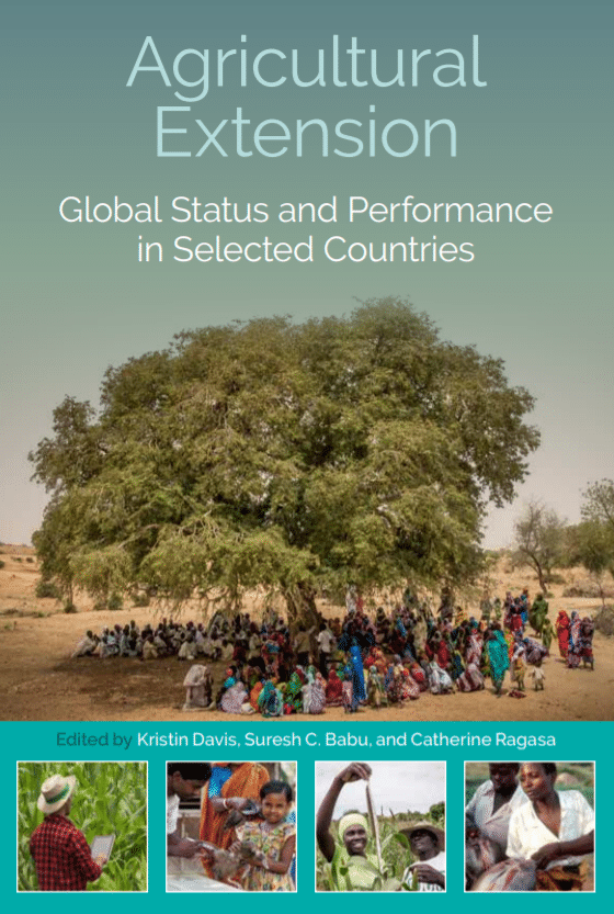 Book :  Agricultural extension: Global status and performance in selected countries