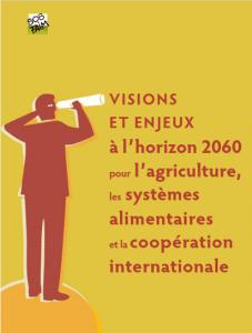 Etude - VISION ET ENJEUX POUR L'AGRICULTURE