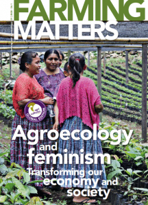 Farming Matters – Agroecology and feminism